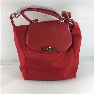 New Red Shoulder Purse by Avon